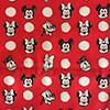 Mickey Friends Dots