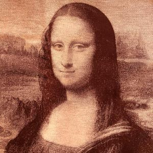 DiSo wraps Mona Lisa